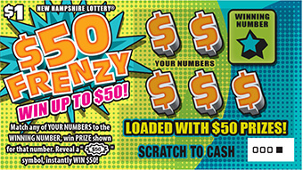 Scratch Tickets | New Hampshire Lottery